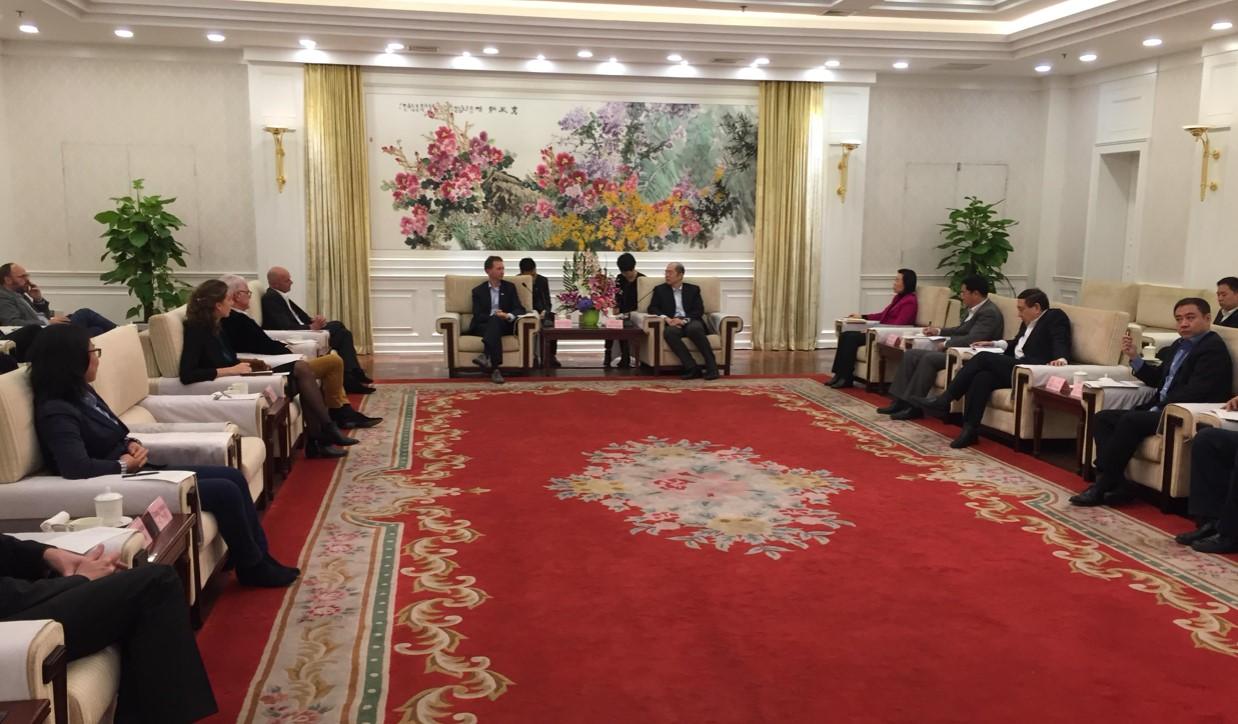 Handelsmissie naar China opent deuren voor mkb'ers.